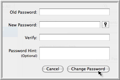 Pick your new password