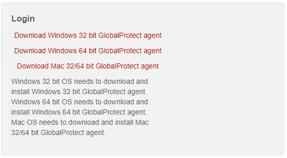 mfc120.dll missing globalprotect