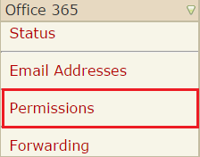 Office 365 - Manage Full Mailbox, Send As, and Send on