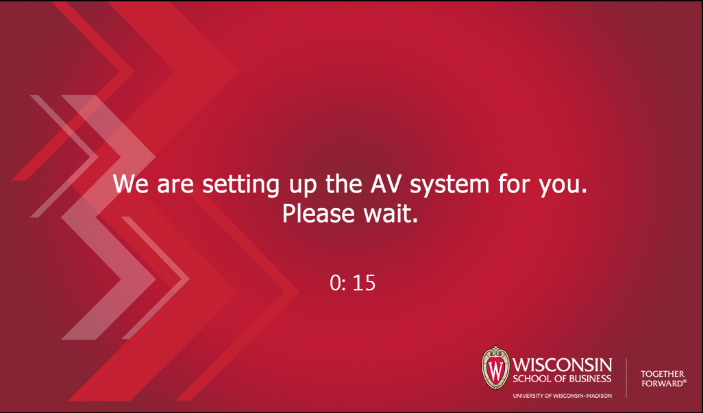 System on countdown