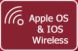 Apple Wireless input