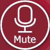 Mic Mute: Inactive