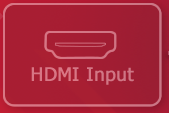 HDMI cord input is unavailable