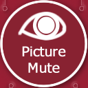Picture Mute: Inactive