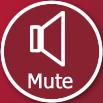Input Mute: Inactive