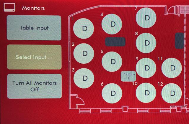 CLC Interface 1