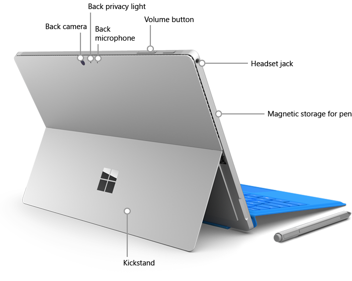 Windows Surface Pro 4