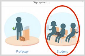 Student option