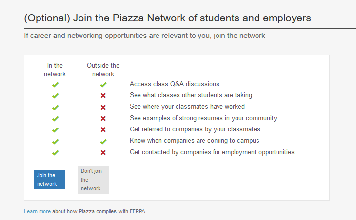 Piazza Network