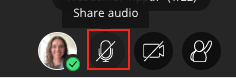 share audio