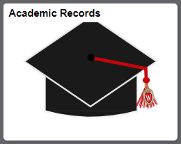 Academic records tile