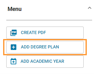 Add degree plan