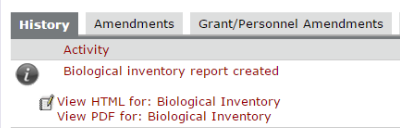 Creating a Biological Inventory Report Image