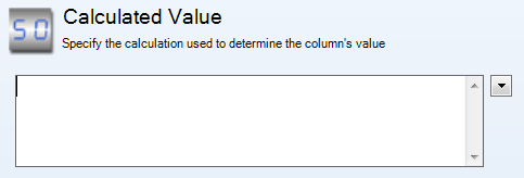 Calculated Value Area