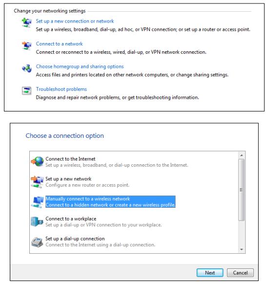 Windows 8 sample network settings image