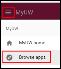 Browse Apps
