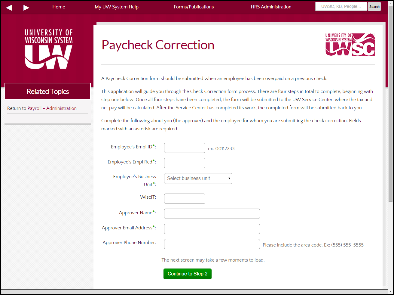https://kb.wisc.edu/images/group426/27632/Step1_PaycheckCorrection.png