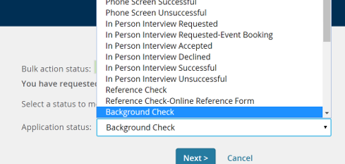 Select Background Check
