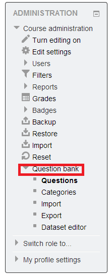 Question Bank Image