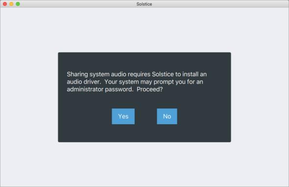 Sharing audio prompt