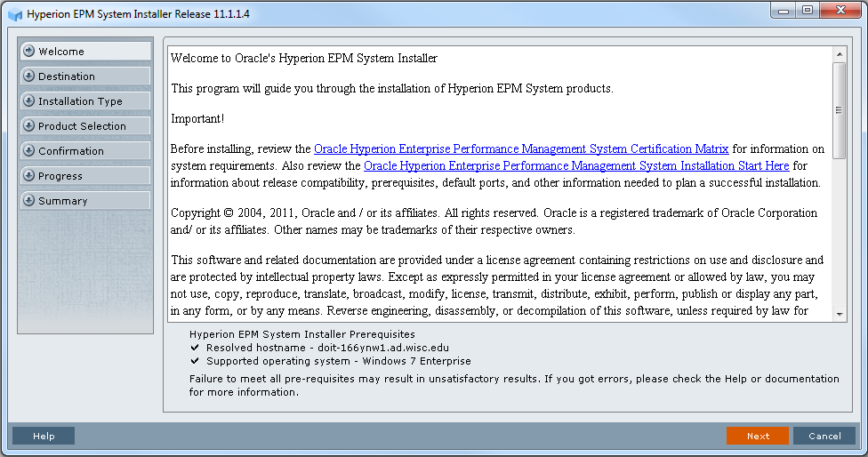 interactive reporting installing studio rh kb wisc edu Hyperion Reporting Tool hyperion financial reporting user guide