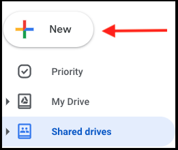 g suite shared drive