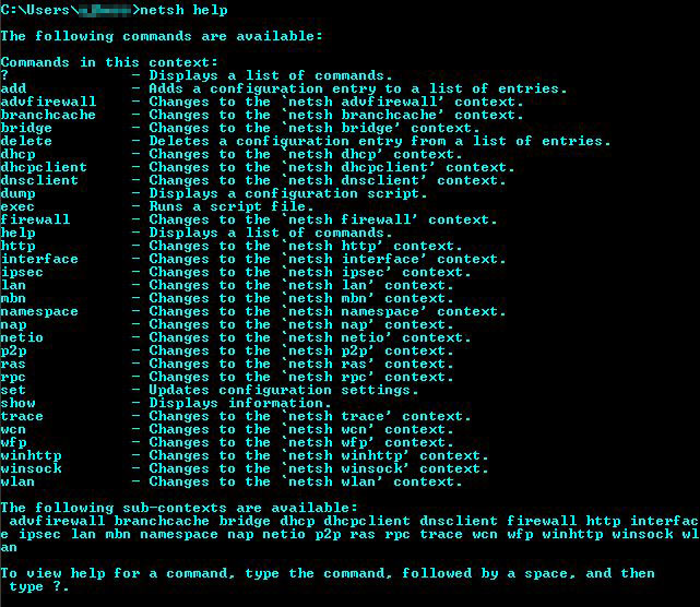 run commands pdf